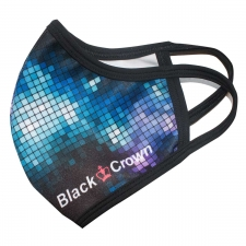 Black Crown Mask