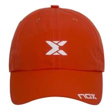 NOX nokamüts punane