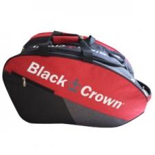 Black Crown Padelikott punane